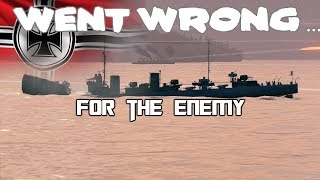 Gave heat on the T-22 || World of Warships