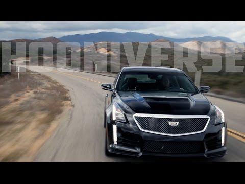 2016 Cadilac Cts V Catch Me If You Can Germany