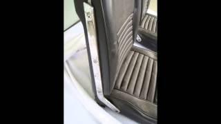 1967 Corvette Seats with Chrome Trim Left & Right For Sale 206-683-5855