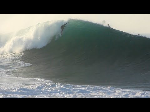 The Wedge | October 7th | 2017 (RAW FOOTAGE)