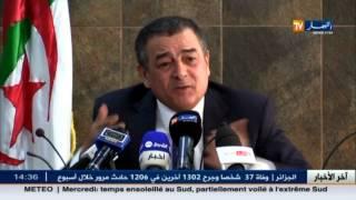 وزير الصناعة عبد السلام بوشوارب ينتقد إسماعيل قوادرية ويصفه بالكاذب