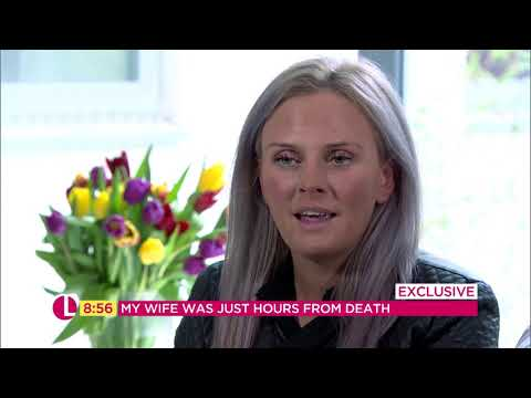 Simon Gregson on His Wife Emma Gleave's Ectopic Pregnancy | Lorraine