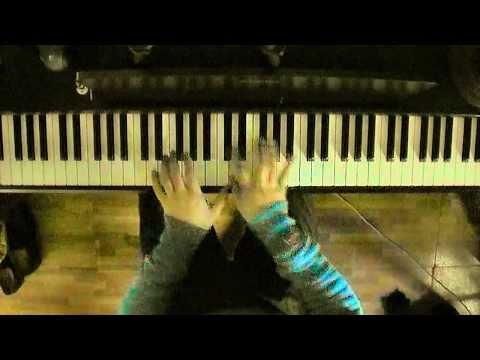 Tchaikovsky Nutcracker Suite - Russian Dance Trepak piano solo