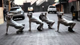Repeat youtube video DVBBS & Borgeous// Tsunami (Part II) Choreography By: QuitaBee
