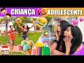 CRIANÇA VS ADOLESCENTE 2 Feat Loucos Da Vida EspecialNatal Blog Das Irmãs mp3