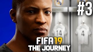 FIFA 19 The Journey Gameplay Walkthrough Part 3 - FIRST MATCH FOR REAL MADRID (Full Game)