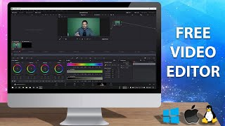 Free Video Editor (2020) Windows 10, MacOS And Linux