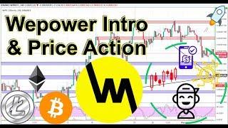 Baixar WePower Intro (WPR/BTC) + BTC/ETH/LTC Technical Analysis!