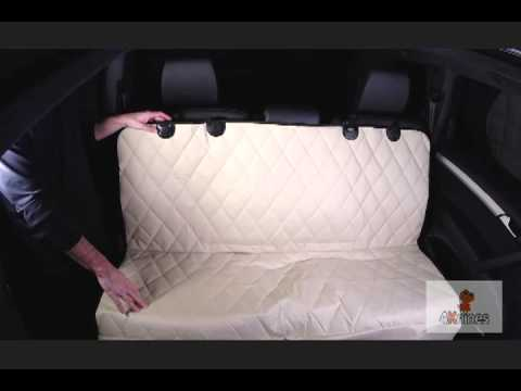 Dog Rear Car Seat Covers Review