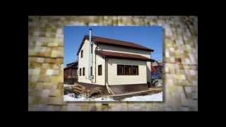 видео Свойства и достоинства каркасно-щитовых домов