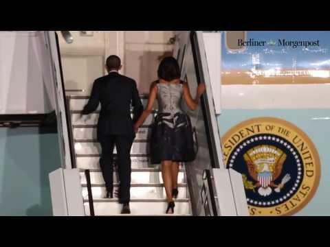 'Hello Berlin' - Ein Tag mit US-Präsident Barack Obama (HD)