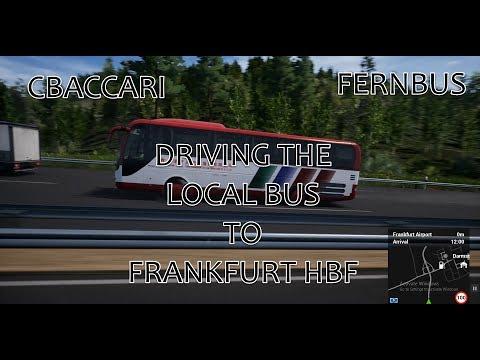 Fernbus Simulator; Frankfurt Bound Local