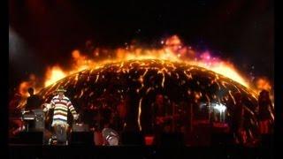 Jamiroquai convirtió el Estadio de Ferro en una gran pista de baile
