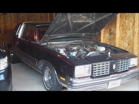 Cutlass Calais 2013 Start Up Classic G Body Garage Youtube