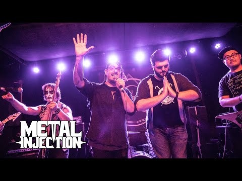 """""""Fight For Your Right..."""" Live At The Metal Injection 15th Anniversary"""
