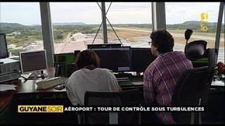 Les contrôleurs aériens en grève