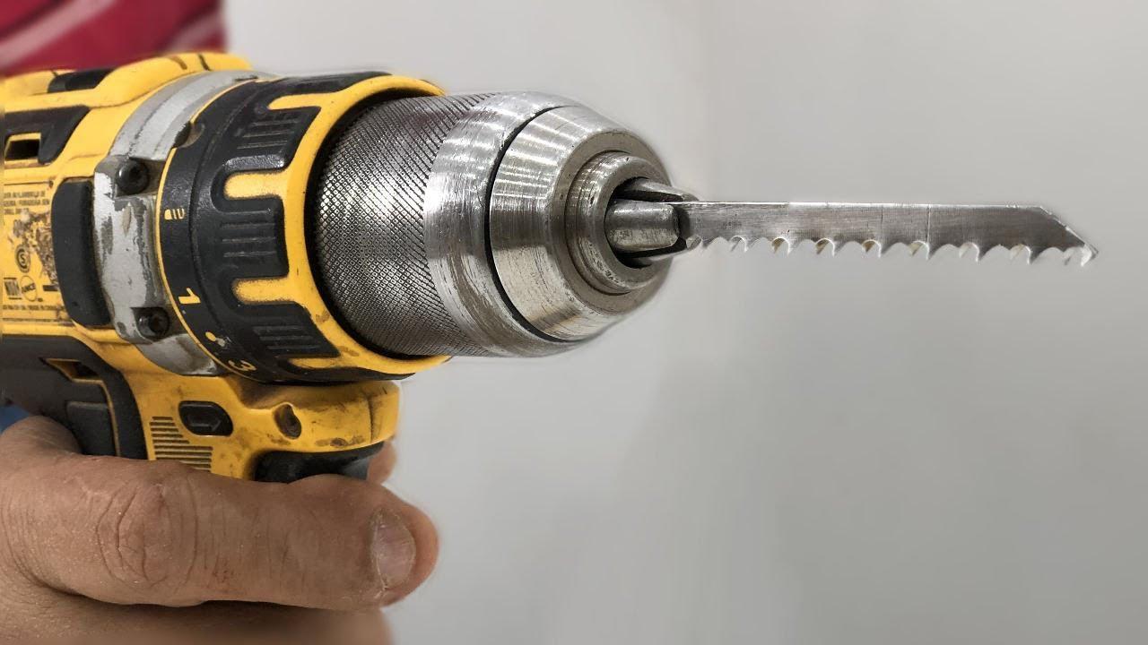 Conoces esta manera de cortar con Máquina Casera?