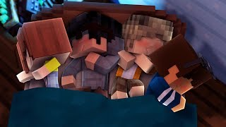 The Sleepover!! | Glenwood Daycare S1 [Ep.10] | Minecraft Daycare Roleplay