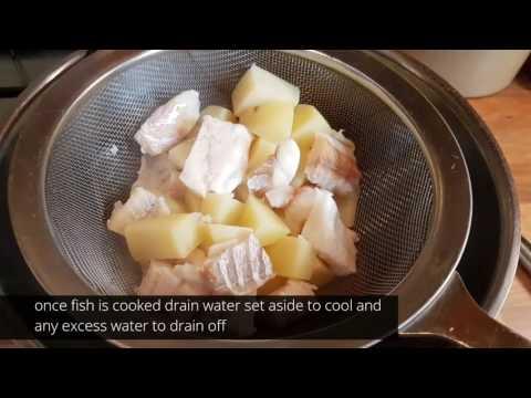 Slimming World Fish Cakes