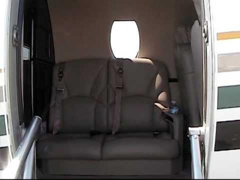 Citation Excel Jet Virtual Tour - Los Angeles Jet Charter - Rent a private jet in Orange County