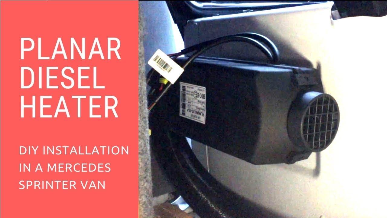 Planar 2kw Diesel Heater