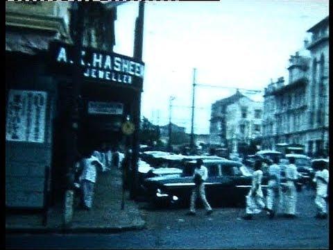 Calling on Colombo, Ceylon, in 1961