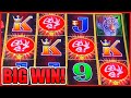 BIG WIN ON DRAGON LINK PANDA MAGIC SLOT MACHINE - SO MANY BONUSES!