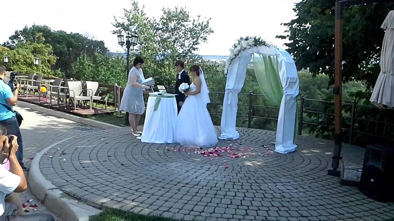 Свадьба в парк-отеле - Вознесенская слобода
