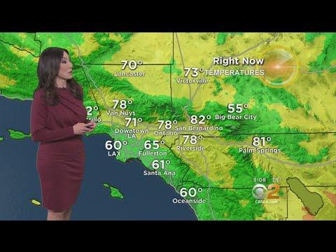 Amber Lee's Weather Forecast (Nov. 25)