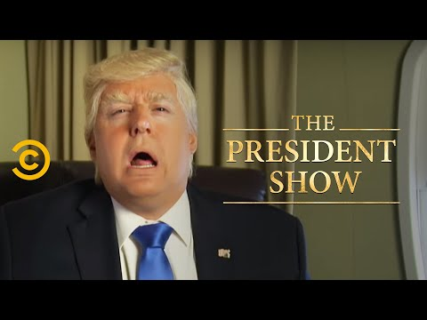 So Many Thanks: The President's Response to His State of the Union Response - The President Show