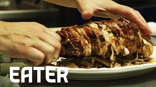How To Make Bacon-wrapped Turkey For Thanksgiving - Savvy Ep. 9