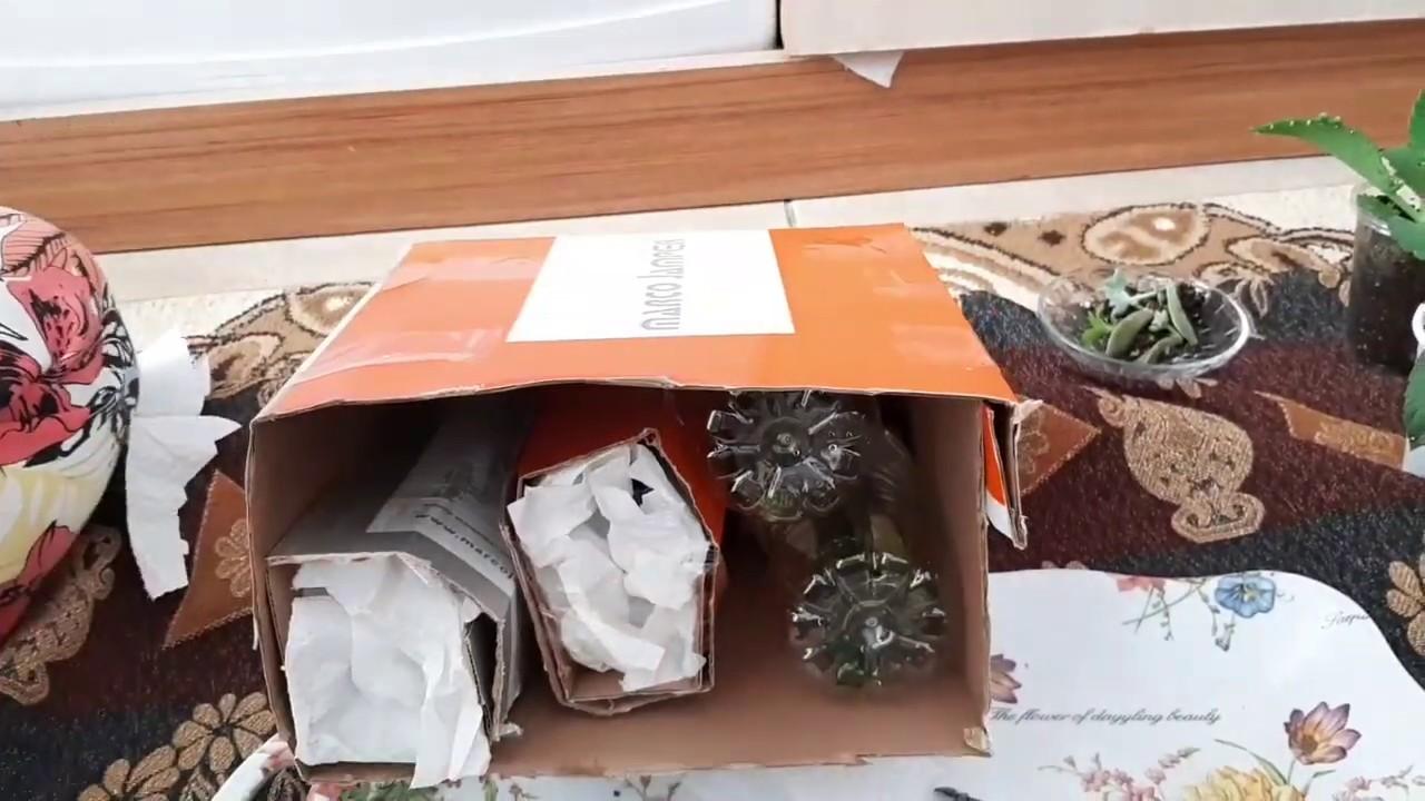 KARGO NASIL HAZIRLANIR |  Çekiliş ten Çıkan Çiçekleri gönderiyorum. Çiçek paketleme nasıl yapılır.