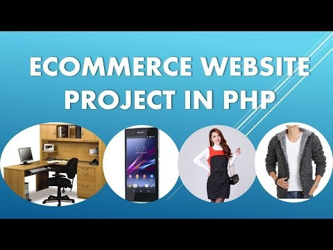 Online Shopping website Project in PHP with source code| free project for you