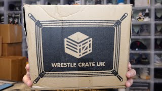 Opening the Wrestle Crate UK Mystery Box - May 2021 Edition