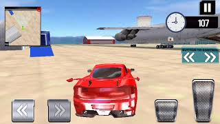 Modern Car Transporter Plane - Android GamePlay