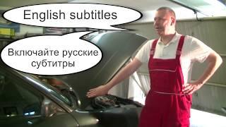 Wechsel der Nockenwelle am Audi 100 / A6 C4 mit 6 Zylinder
