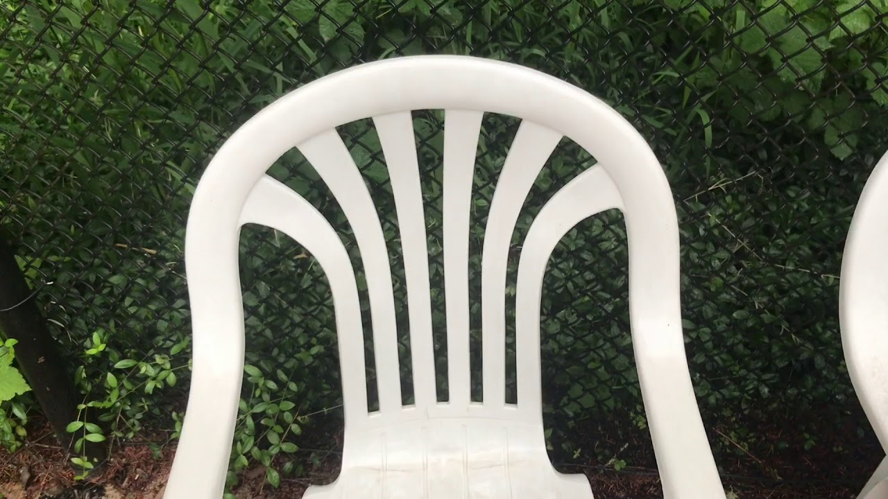 Simple Patio Furniture Cleaning Tip
