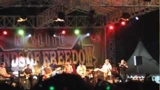 MONKEY BOOTS - Tunggulah Tunggu, Live at SOUND OF FREEDOM, Senayan