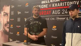 Bellator 225: Vitaly Minakov wants to get back to a title shot