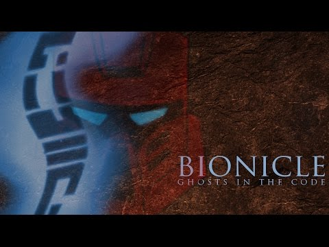 BIONICLE 2015 Music Video - Ghosts In The Code