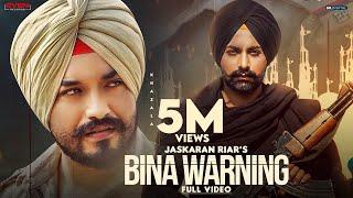 Jattan Di Jago (Bina Warning) : Khazala & Jaskaran Riar   Even Records