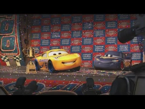 Cars 3 - Cruzs First Piston Cup (Movie Clip)