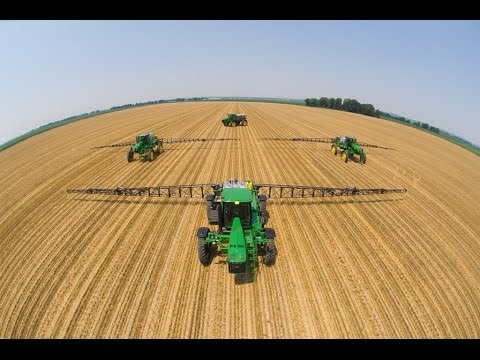 SMART TECHNOLOGY USA ✔ Agriculture Harvesting Cruncher - Modern Machinery Agriculture awesome