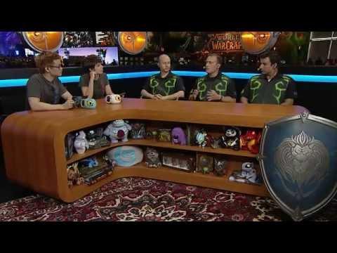 Gamescom Live Stream: World of Warcraft - August 9, 2015 #BlizzGC2015