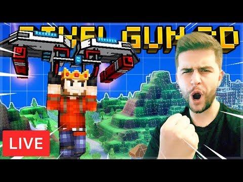 ✅ DESTROYING EVERYONE IN BATTLE ROYALE!! 250 WINS CAN YOU BEAT ME? Pixel Gun 3D