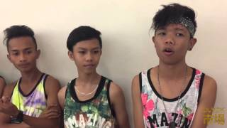 """""""Sila ba ang nagnakaw ng Cellphone nyo?"""" Hasht5 Interview with Crazymix and Moymoy Macasero"""