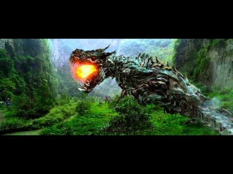 TRANSFORMERS: AGE OF EXTINCTION -- Official World Premiere and Concert Announcement (HD)