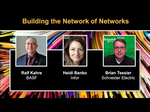 Building the Network of Networks