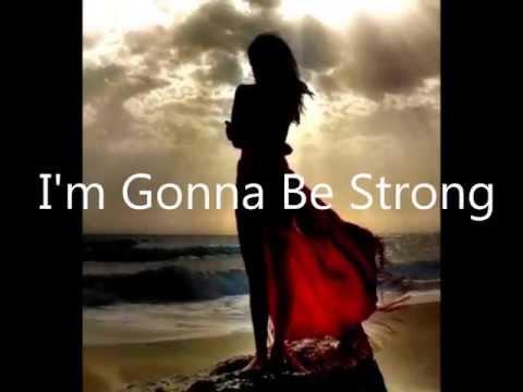 Gene Pitney ~ I'm Gonna Be Strong (with lyrics)