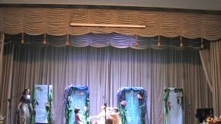 Пасхальный концерт и спектакль-сказка Марья-искусница